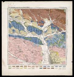 Nordhausen Karte.Neue Nr 4430 Nordhausen Nordhausen Nord Geologische Karte